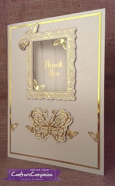 Letter S Crafter/'s Companion Gemini Hot Foil Stamp Die Expressions