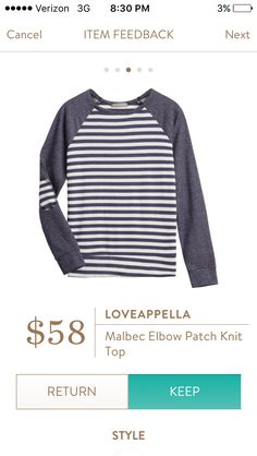 1000 images about stitch fix inspirations on pinterest for Elbow patch template