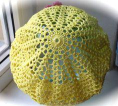 Cómo tejer una boina crochet - tutorial - GanchilloGanchillo 1620bddf755