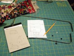 How to make a Mary Poppins-style carpetbag part one