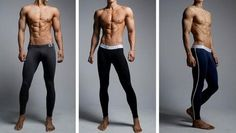 Chest and body references, shirtless, men - Kolt