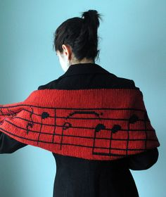 Novelty Scarf Knitting Patterns