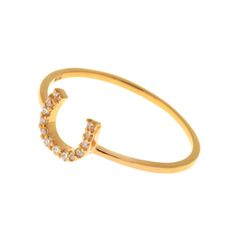 Leaf Hufeisen Ring - Art.-Nr.: R3026 #Leafschmuck #Leafjewelry #jewelry #rose #rosé #gold #fashion #style #stylish #cute #beautiful #beauty #jewelry #jewels #jewel  #fashion #gems #gem #gemstone #bling #stones #stone #trendy #accessories #love #crystals #ootd #fashionista #accessories #fashionjewelry #look #outfit #ring