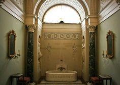 Napoleonic bath… Pitti Palace Florence