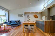 St Kilda House 1 - JUSTIN architecture