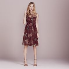 LC Lauren Conrad Dress Up Shop | Shirred Tulle Dress