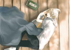 Natsume Yuujinchou ~~ Exhausted :: [Natsume ! by ~Ethel-Sunflower ]