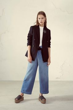 Brunello Cucinelli Spring 2017 Ready-to-Wear Collection Photos - Vogue