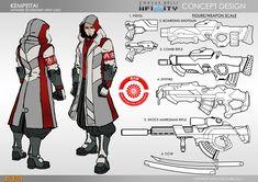 Infinity The Game Infinity Art, Infinity The Game, Character Sheet, Character Concept, Character Art, Armor Concept, Concept Art, Science Fiction, Steampunk Armor