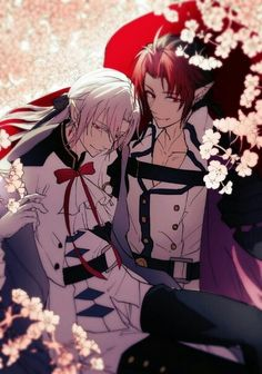 Crowley Eusford / Ferid Bathory