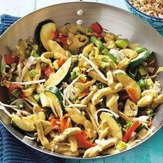 Recept - Kip met Chinese roerbakmix - Allerhande