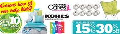 Kohl's care women's health initiatives project the long history of kohl's charitable involvement for the community it operates and serves. Since the year 2000, both kohls and kohls care program have combines to offer millions of dollars to charitable institutions. Over the past 12 years the company also offers merchandise program to spend part of the profits to charity needs.
