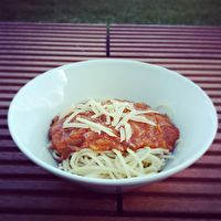 Opa's Spaghettisaus (GPS) by Michan Family