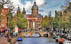Άμστερνταμ: Όλα όσα πρέπει να δείτε στην ολλανδική πρωτεύουσα | Ταξίδι | click@Life