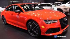 2017 Audi RS7 Performance - Exterior and Interior Walkaround - 2017 Mont...
