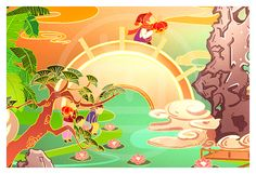 《锦鲤跃新春》希望新的一年,每个人都能成为锦鲤本鲤 - 原创作品 - 站酷(ZCOOL) Tweety, China, Fictional Characters, Art, Kunst, Porcelain Ceramics, Fantasy Characters, Porcelain, Art Education