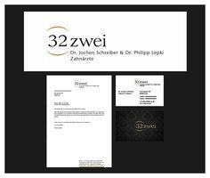 32zwei | Zahnärzte Drs. Schreiber & Lepki || Namefinding: Microtext