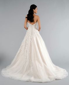 Mark Zunino Wedding Dresses Fall 2014 Collection. To see more: http://www.modwedding.com/2014/08/14/mark-zunino-wedding-dresses-fall-2014-collection/ #wedding #weddings #wedding_dress