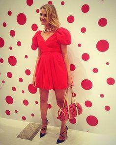 Natalia Vodianova - Fashion Night Out à Moscou