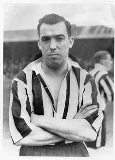 Willian Dean, 1938, Everton, Notts County