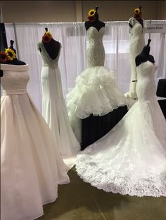 Sweet Elegance Bridal at the Georgia Bridal Show in Duluth on 9/11/16