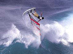 The best freestyle windsurfing maneuvers