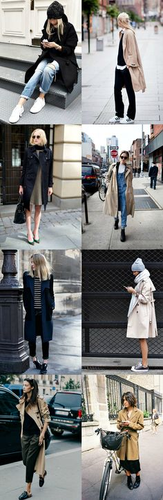I Would Wear That...The Perfect Trench. - Bliss