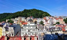 Spa-town of Karlovy Vary is a symbol of opulence and extravagance!