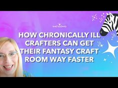 🥳👨‍🦼How Chronically Ill Crafters Get Their Fantasy Craft Room Faster! - YouTube Fantasy Craft, Free Facebook Likes, Health And Fitness Expo, Backyard Birthday, Craft Cabinet, Cute Pokemon Wallpaper, Cool Gadgets To Buy, Best Funny Videos, Easy Family Meals