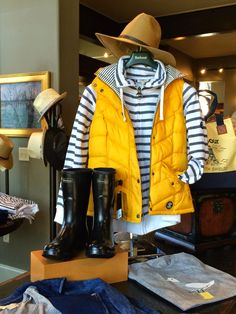 Equestrian Style: All Things Barbour at Circle Seven Outpost in Madi...