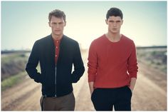 Zara Features Clean Chic Mens Fashions for Spring/Summer 2015 Campaign