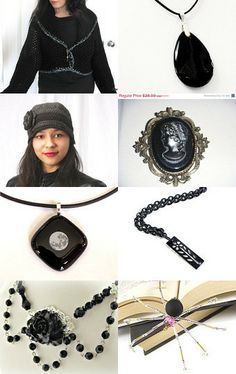 Women in Black by Ari Wolfchild on Etsy--Pinned with TreasuryPin.com