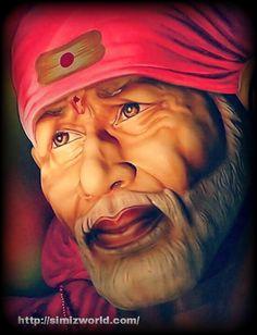 Shirdi Sai Baba - Glitter Poster - Hindu Posters (Reprint on Paper - Unframed) Sai Baba Hd Wallpaper, Ganesh Wallpaper, Full Hd Wallpaper Android, Iphone Wallpaper, Mobile Wallpaper, Sunset Wallpaper, 1080p Wallpaper, Desktop Backgrounds, Flower Wallpaper