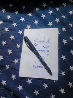 Papier a pero