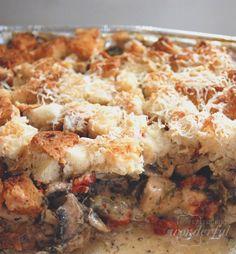 Italian Chicken Casserole for the Soul recipe