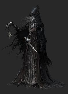 Bell Maiden from Bloodborne