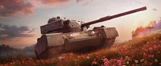May Flowers | Game Events | World of Tanks
