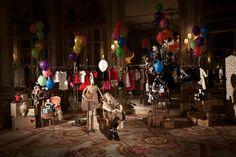 Lanvin Petite Collection preview at the Salon Louis XV Ritz Paris Hotel