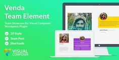 awesome Venda Group – Visual Composer addon (Add-ons)