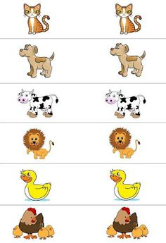 Animal Farm game  Shocks and Shoes: Cub's Birthday Post (and some kiddie party planning tips)!!  For the Animal Farm game, I made little slips of paper with pictures of animals (since some of the kids were too young to read) and the kids each took a slip and began making the corresponding animal sounds to locate their partner. I collected some animal pics from the internet and it looked like this:
