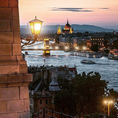 Not only is Budapest one of Europe's most beautiful cities, it's also home to one of the world's best hotels. Photo courtesy of globaltouring on Instagram.