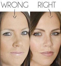#4. Harsh eyeliner (not blending)   20 Beauty Mistakes You Didn't Know You Were Making