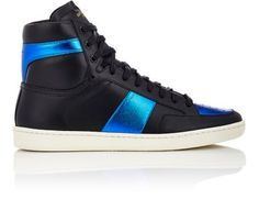 separation shoes 36488 d2ce9 Saint Laurent SL 10H Sneakers at Barneys New York Men s High Top Sneakers,  Black