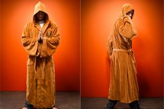 Star Wars Jedi bathrobe. Lol! Omg, I'm getting so many great gift ideas for Any... (ForMenGifts.com)