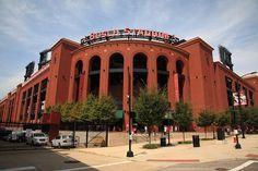 Busch Stadium - St. Louis Cardinals Photograph  - Busch Stadium - St. Louis Cardinals Fine Art Print