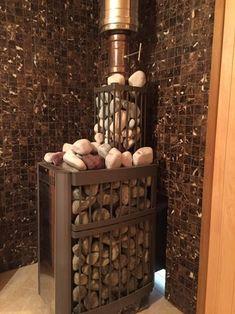 Печи Костёр в интерьере Sauna Design, Furniture, Home Decor, Homemade Home Decor, Home Furnishings, Decoration Home, Arredamento, Interior Decorating