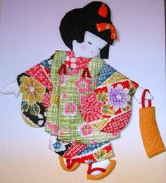 Washi Craft: Kurumi -e