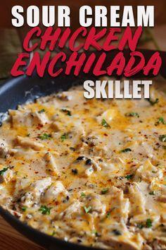 Corn Tortilla Recipes, Corn Recipes, Easy Chicken Recipes, Mexican Food Recipes, Dinner Recipes, Tortilla Soup, Taco Soup, Recipes With Corn Tortillas, Salads