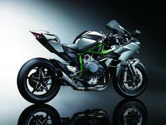 Das Biest, die Kawasaki Ninja H2R kommt 2015 mit 300PS ...repinned für Gewinner!  - jetzt gratis Erfolgsratgeber sichern www.ratsucher.de