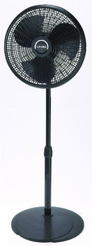 Lasko offer the best  Lasko 2527 16 Adjustable Pedestal Fan. This awesome product currently 33 unit available, you can buy it now for $39.99 $27.59 and usually ships in 24 hours New        Buy NOW from Amazon »                                         : http://itoii.com/B000RMKPME.html
